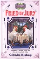 Fried by Jury (Hemlock Falls Mysteries, #10)