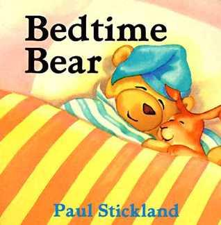 Bedtime Bear - Plush Toy