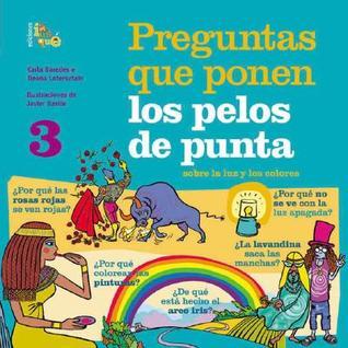 Preguntas Que Ponen Los Pelos de Punta 3 = Questions That Make Your Hair Stand on End
