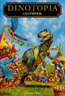 Chomper (Dinotopia, #11)