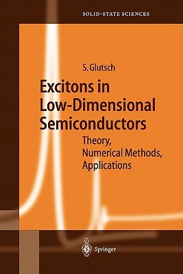 Excitons in Low-Dimensional Semiconductors: Theory Numerical Methods Applications
