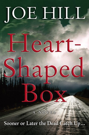Image result for Heart Shaped Box by Joe Hill
