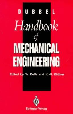 Dubbel - Handbook of Mechanical Engineering