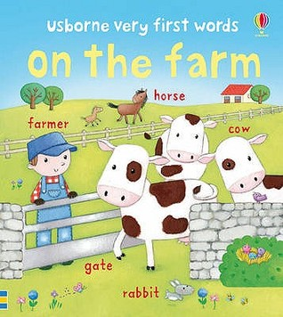 Very First Words On the Farm