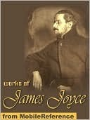 4 James Joyce Novels: Ulysses, Portrait of The Artist As a Young Man, The Dubliners, Chamber Music
