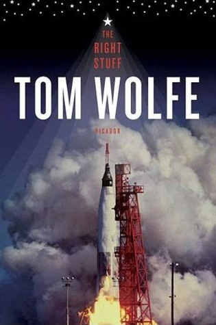 The Right Stuff (Wolfe, Tom) | August 29th @ 5:45 PM