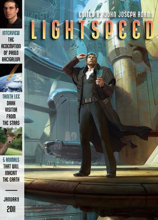 Lightspeed Magazine, January 2011
