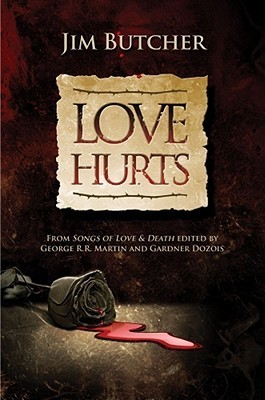 Love Hurts (The Dresden Files, #11.5)