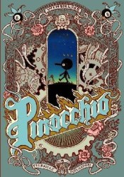 Pinocchio Book by Winshluss