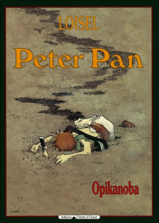 Opikanoba (Peter Pan, #2)