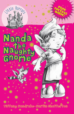 Little Horrors Nanda the Naughty Gnome