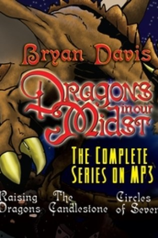 Dragons in Our Midst: The Complete Series (Dragons in Our Midst, #1-4) Book Pdf ePub