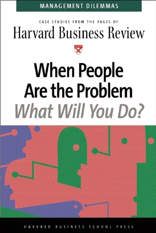 When People Are The Problem