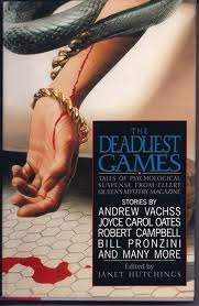 The Deadliest Games: Tales of Psychological Suspense from Ellery Queen's Mystery Magazine