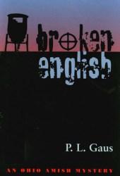 Broken English (Ohio Amish Mystery, #2)