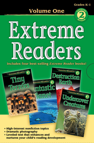 Extreme Readers 4-in-1, Level 2