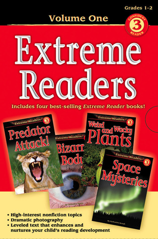 Extreme Readers 1-2, Volume 1: Predator Attack!/Space Mysteries/Weird and Wacky Plants/The Bizarre Body