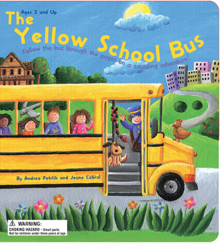 All Aboard The Yellow School Bus