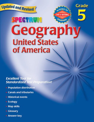 Geography, Grade 5: The United States of America