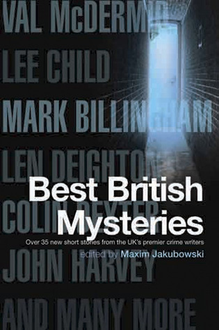 The Mammoth Book of Best British Mysteries 5