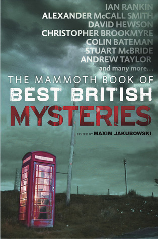 The Mammoth Book of Best British Mysteries, Volume 8