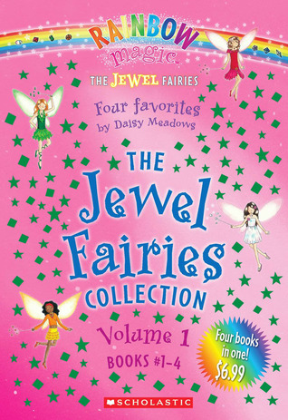 The Jewel Fairies: #1-4