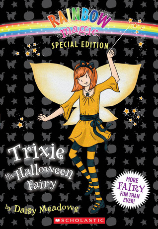 Trixie The Halloween Fairy
