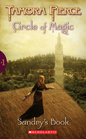 Sandry's Book (Circle of Magic, #1)