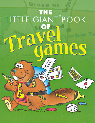The Little Giant® Book of Travel Games