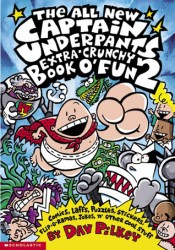 The All New Captain Underpants Extra-Crunchy Book O' Fun 2 (Captain Underpants, #14) Pdf Book