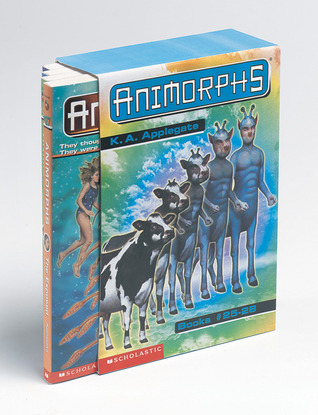 Animorphs Boxset: The Extreme / The Attack / The Exposed / The Experiment (Animorphs, #25-28)