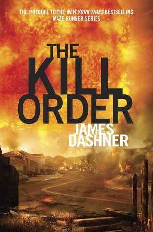 Image result for the kill order book cover