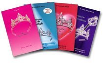 The Princess Diaries Four-Book Set (The Princess Diaries, #1-4)