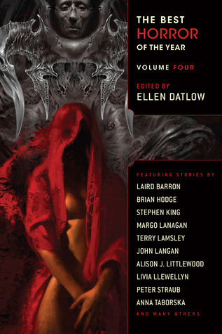 The Best Horror of the Year Volume Four
