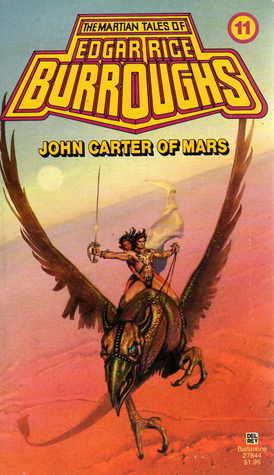 John Carter of Mars (Barsoom #11)
