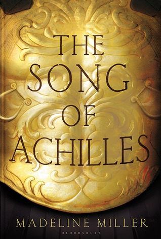 Image result for the song of achilles book cover