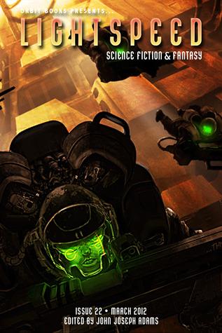 Lightspeed Magazine, March 2012