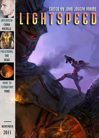 Lightspeed Magazine, November 2011