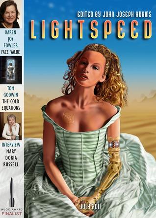 Lightspeed Magazine, July 2011