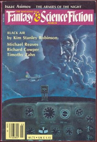 The Magazine of Fantasy and Science Fiction, March 1983 (The Magazine of Fantasy & Science Fiction, #382)
