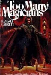 Too Many Magicians (Lord Darcy, #2)