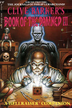 Book of the Damned III