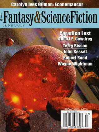 Fantasy & Science Fiction, June/July 2009 (The Magazine of Fantasy & Science Fiction, #683)