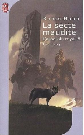 La Secte maudite (L'assassin royal, #8)
