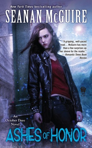 Ashes of Honor (October Daye, #6)