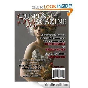 Suspense Magazine August 2010