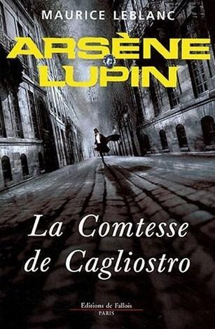 La Comtesse de Cagliostro (Arsène Lupin, #12)