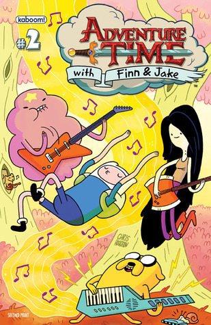Adventure Time with Finn  & Jake (Issue #2)