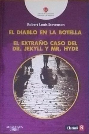 El diablo en la botella / El extraño caso del Dr. Jekyll y Mr. Hyde