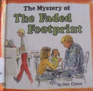 The Mystery of the Faded Footprint